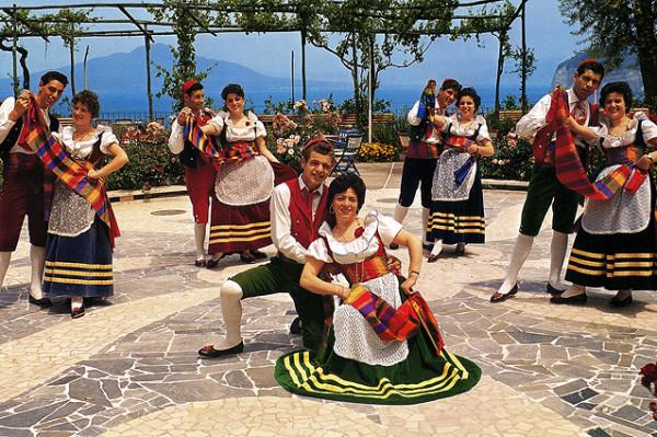 how to do tarantella dance steps